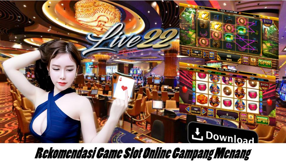 Rekomendasi Game Slot Online Gampang Menang